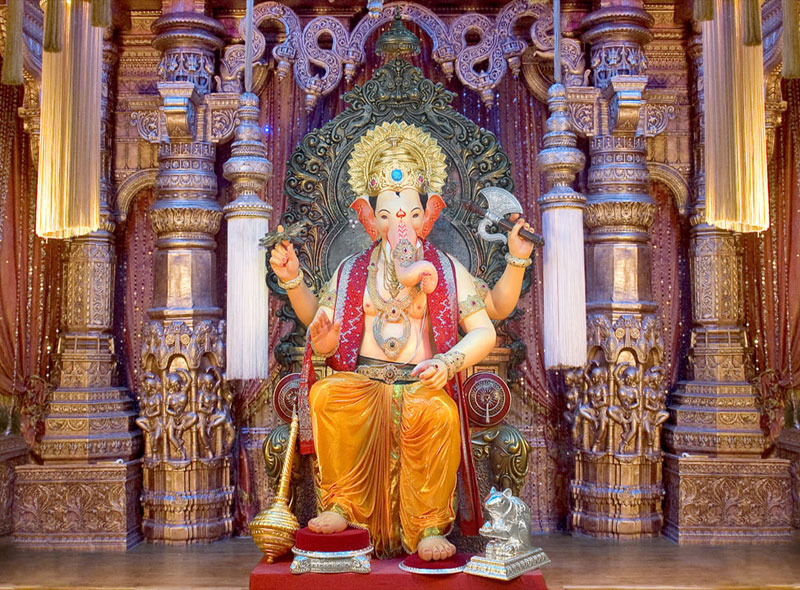 ganpati bappa moriya   i said it