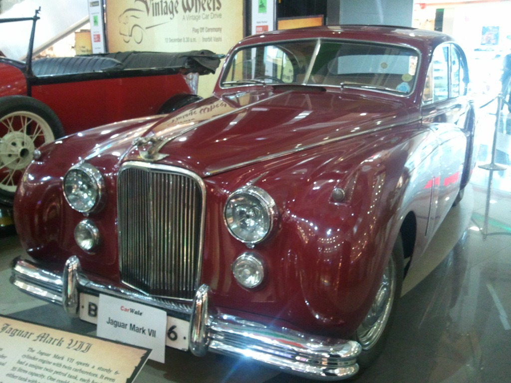 Jaguar Mark VII,