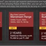 Extended Warranty on Lenovo Laptops