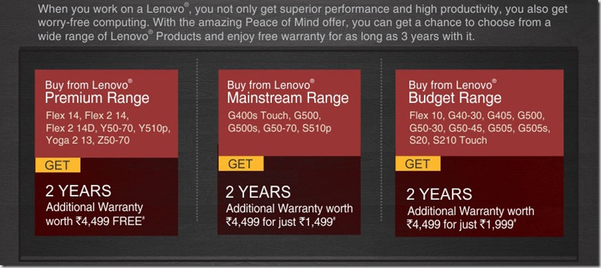 extended warranty on lenovo laptops i said it